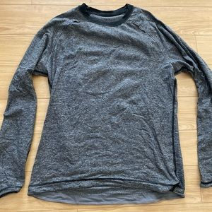 Lululemon Men's Tech Long Sleeve, Medium